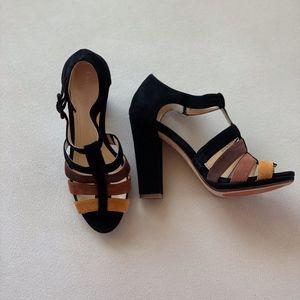 Cole Haan Chelsea T-Strap Sandal Size 7.5B